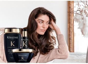 KÉRASTASE CHRONOLOGISTE: Zpomalte čas s luxusní anti-aging vlasovou řadou