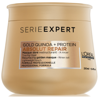 L'Oréal Professionnel Absolut Repair Gold Quinoa + Protein Golden Masque 250 ml