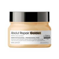 L'Oréal Professionnel Serie Expert Absolut Repair Protein + Gold Quinoa Professional Golden Mask 250 ml eshop