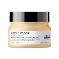 L'Oréal Professionnel Serie Expert Absolut Repair Protein + Gold Quinoa Professional Mask 250 ml eshop