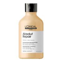 L'Oréal Professionnel Serie Expert Absolut Repair Protein + Gold Quinoa Professional Shampoo 300 ml  eshop