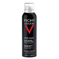 Vichy Homme Pánský gel na holení 150ml