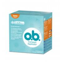 o.b. ProComfort Super Tampony s aplikátorem 16ks eshop