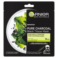 Garnier Black Tissue Mask Charcoal Black Tea 32g