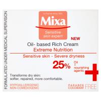 Mixa Sensitive Skin Expert Vyživující krém 50ml