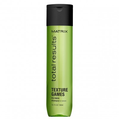 Matrix Total Results Texture Games Šampon 300ml