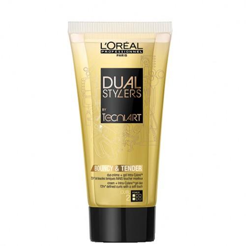 L'Oréal Professionnel Tecni Art Fix Bouncy & Tender Cream 150 ml