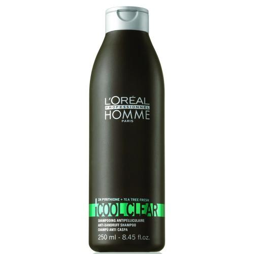 L'Oréal Professionnel Homme Cool Clear Shampoo 250 ml