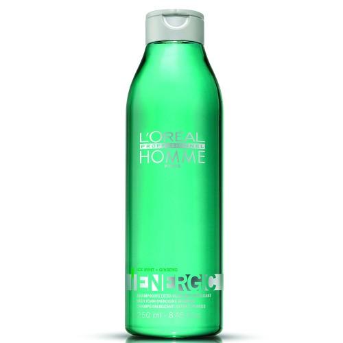 L'Oréal Professionnel Homme Energic Shampoo 250 ml