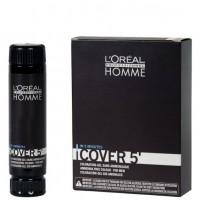 L'Oréal Homme Střední blond barva na vlasy 3x50ml