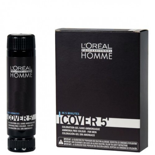 L'Oréal Professionnel Homme Cover 5 Hair Color 5