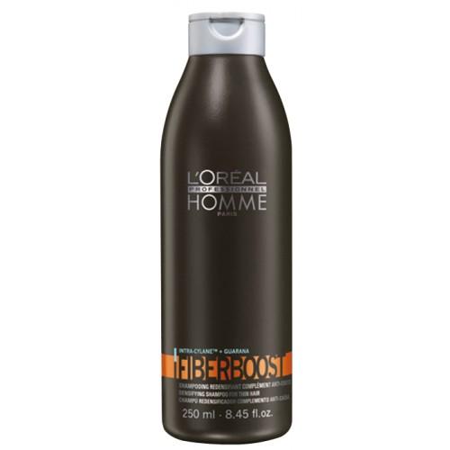L'Oréal Professionnel Homme Fiberboost Shampoo 250 ml