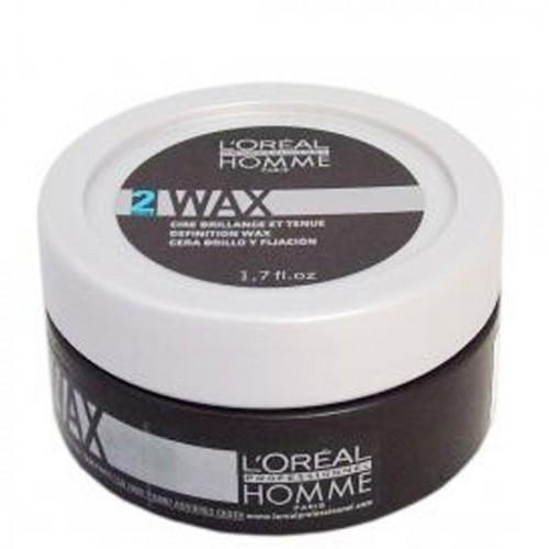 L'Oréal Professionnel Homme Wax 50 ml