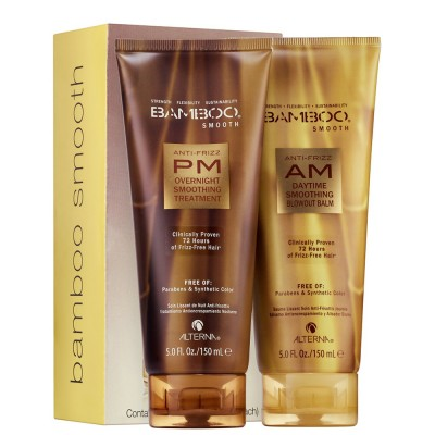 Alterna Bamboo Smooth Straight AM/PM