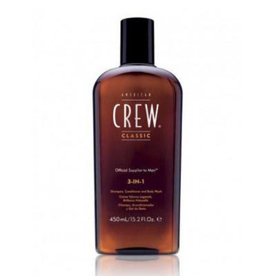 American Crew Classic 3v1 450ml