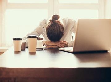 Za co všechno může stres?