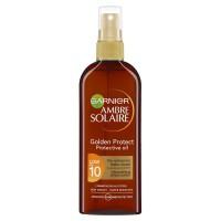 Garnier Ambre Solaire Protective Oil SPF10 150ml