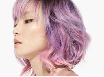#Colourfulhair. Hrajte si s barvou vlasů jako s make-upem
