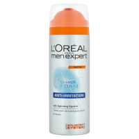 L'Oréal Paris Men Expert Anti-Irritation 200ml Pěna na holení