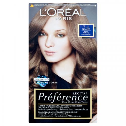 L'Oréal Paris Récital Préférence Island