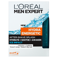 L'Oréal Paris Men Expert Hydra Energetic Ice Impact 100ml Voda po holení