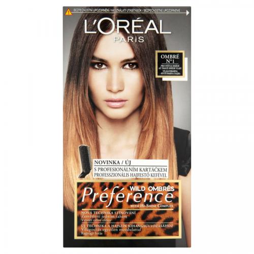 L'Oréal Paris Wild Ombrés Préférence Ombré N°1