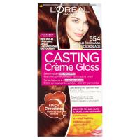 L'Oréal Paris Casting Créme Gloss 554 Barva na vlasy