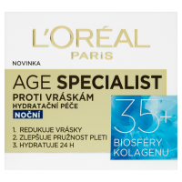 L'Oréal Paris Age Specialist 35+ Night 50ml