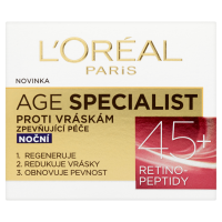 L'Oréal Paris Age Specialist 45+ Night 50ml