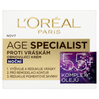 L'Oréal Paris Age Specialist 55+ Night 50ml