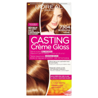 L'Oréal Paris Casting Créme Gloss 7304 Barva na vlasy