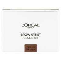 L'Oréal Paris Brow Artist Genius Kit Medium to Dark 3,5g