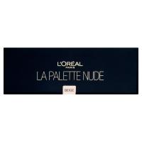 L'Oréal Paris La Palette Nude Oční stíny