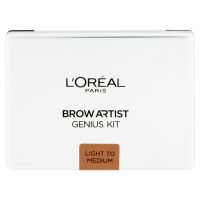 L'Oréal Paris Brow Artist Genius Kit Light to Medium 3,5g