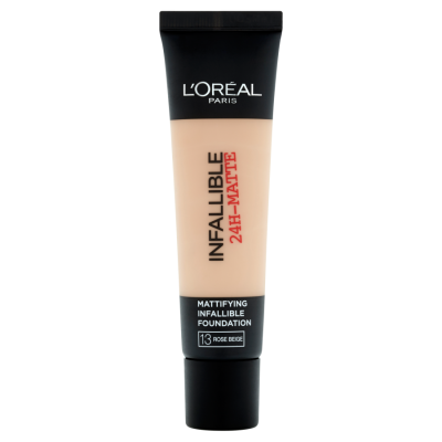 L'Oréal Paris Infallible Matte Rose Beige 13 35ml