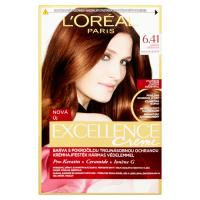 L'Oréal Paris Excellence Creme 6.41 Barva na vlasy