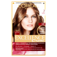 L'Oréal Paris Excellence Creme 7 Barva na vlasy