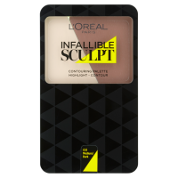 L'Oréal Paris Infallible Sculpt Palette 03 Medium 10g