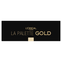 L'Oreal Paris Color Riche La Palette Gold 7g