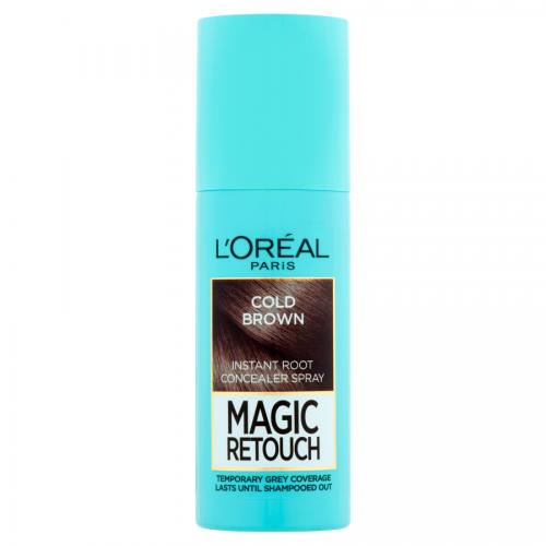 L'Oréal Paris Magic Retouch Spray Chatain Froid 75ml