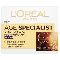 L'Oréal Paris Age Specialist 65+ Night 50ml