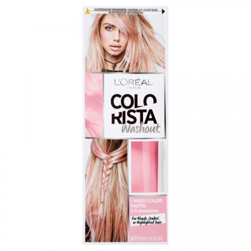 L'Oréal Paris Colorista Washout Pink Hair 80ml