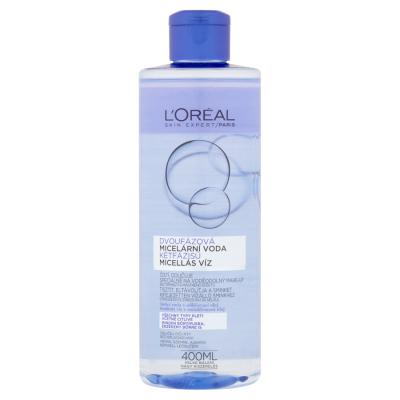 L'Oréal Skin Expert Biphase Micelární voda 400ml