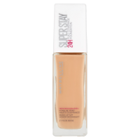 Maybelline New York Superstay 24H Foundation 21 Nude Beige 30ml eshop