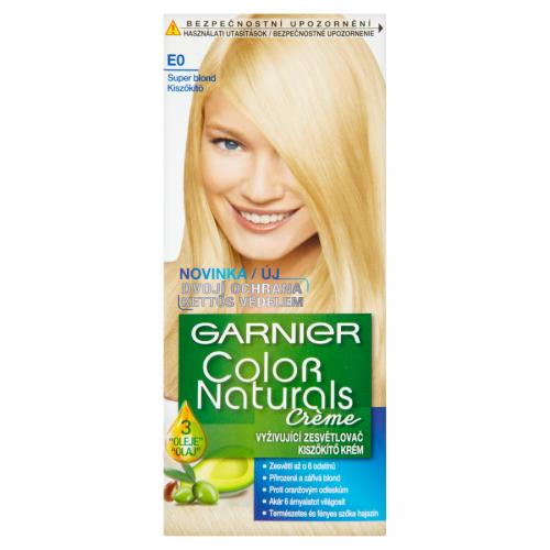 Garnier Color Naturals Créme E0
