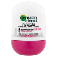Garnier Mineral Invisible Black White Colors Roll-On 50ml