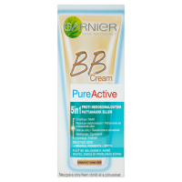 Garnier Skin Naturals Pure Active BB Cream 5v1 Medium 50ml