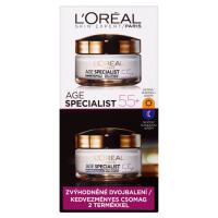 L'Oréal Paris Age Specialist 55+ Duopack