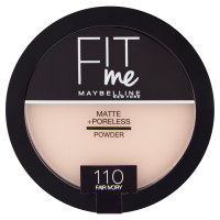 Maybelline New York Fit Me Matte + Poreless 110 Fair Ivory 14g eshop