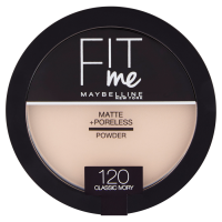 Maybelline New York Fit Me Matte + Poreless 120 Classic Ivory 14g eshop